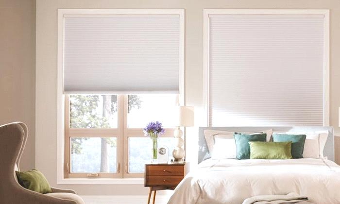 legacy 34 single cell shades - Blackout Cellular Shades