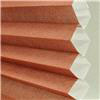 Stone Red Single Cell Light Filtering Cellular Shades Cellular Shades from Steve's Exclusive Collection
