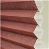Bordeaux Single Cell Light Filtering Cellular Shades