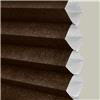 Dark Chocolate Single Cell Light Filtering Cellular Shades Cellular Shades from Steve's Exclusive Collection