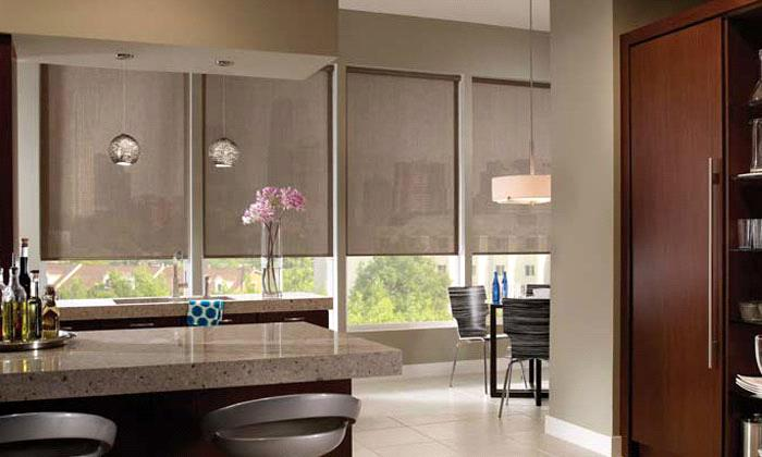 Solar Screen Shades Best 7% Openness Solar Screen Shades