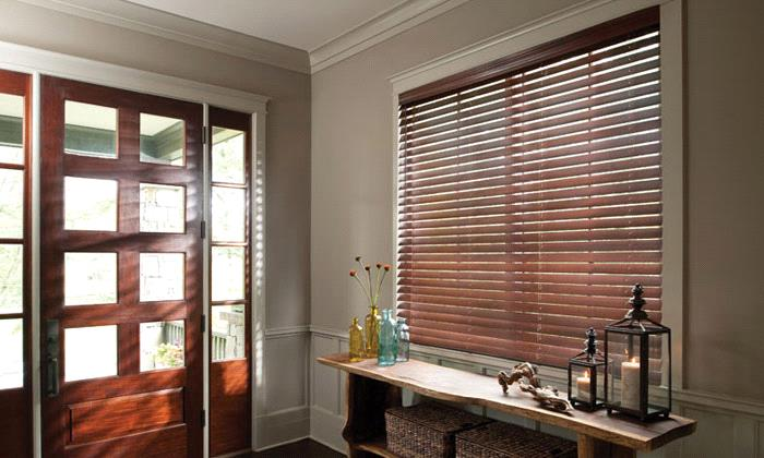 "2 3/8 inch Wood Blinds Best 2 3/8"" Wood Blinds"