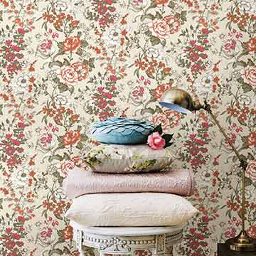 Shop Vintage Wallpaper