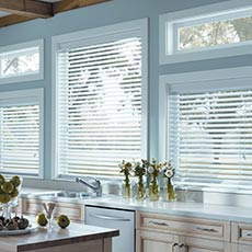 Shop Faux Wood Blinds