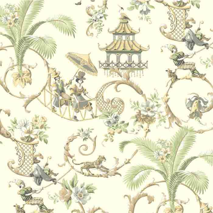Waverly wallpaper and wall borders steve 39 s wallpaper for Waverly wallpaper