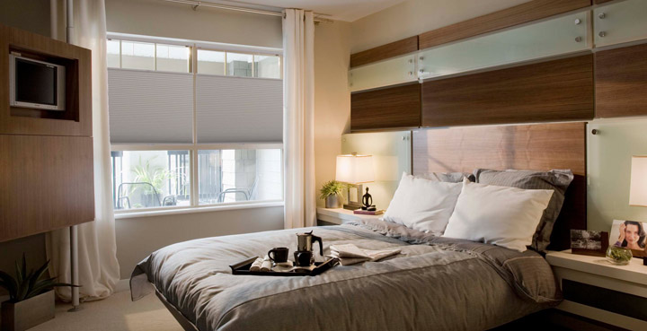 Shop Online Today At Steveu0027s Blinds To Save On Your New Bedroom Window  Treatments.