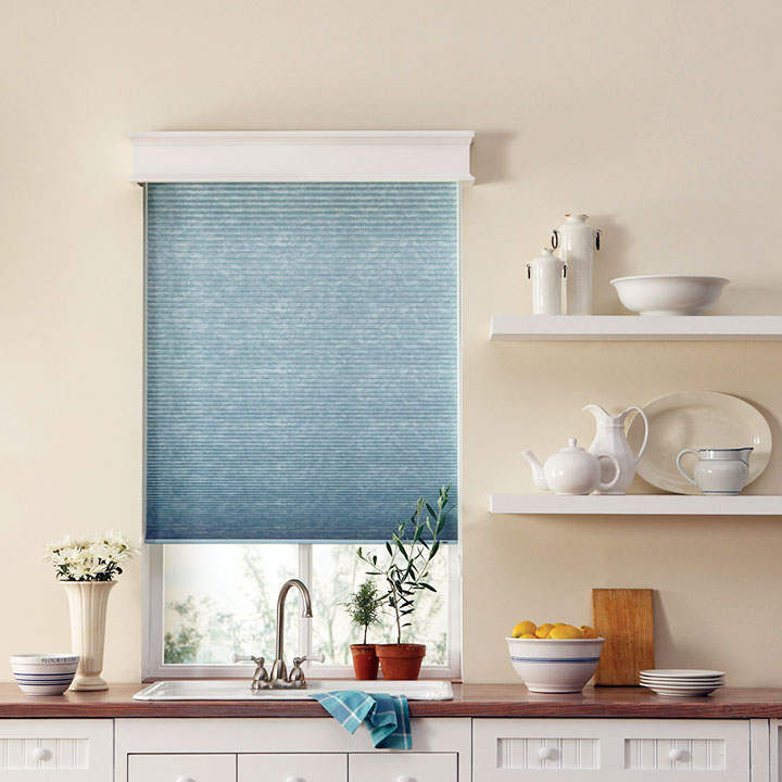 Gentil Kitchen Budget Closeout Cellular Blinds And Shades