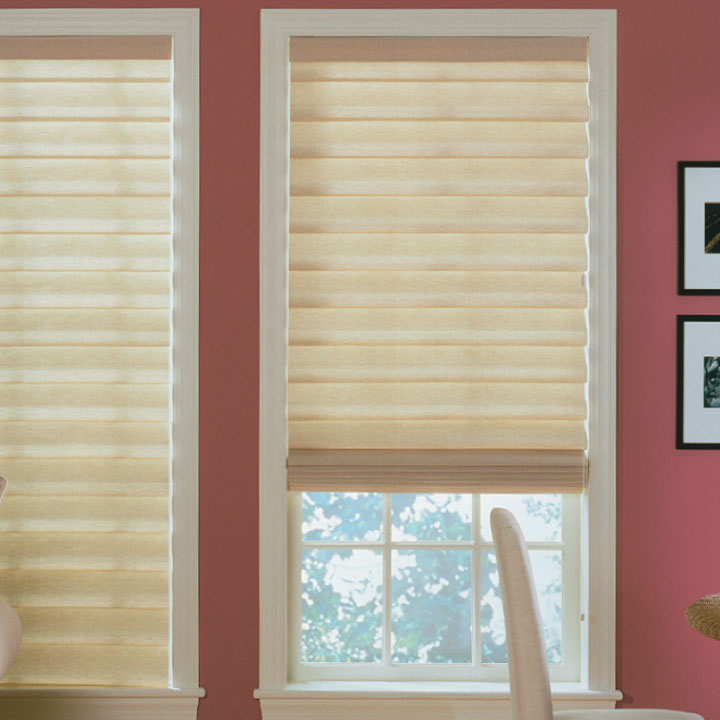 Brand Name Roman Light Filtering Blinds And Shades