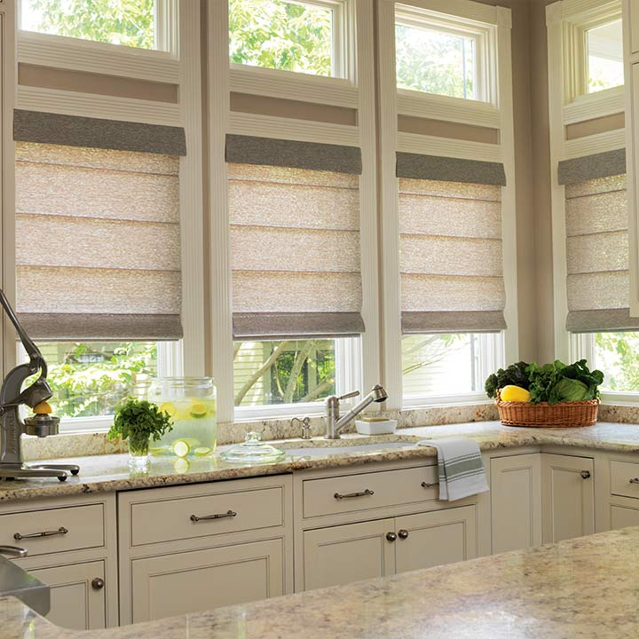 Kitchen Blinds And Shades: How To Buy Kitchen Window Blinds & Shades